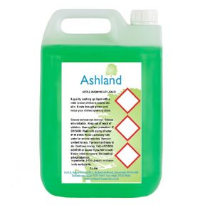 Fresh Apple Washing Up liquid 5L